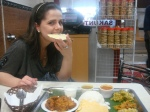 jantar indiano baratinho, e apimentado!
